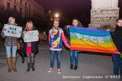 WAND COLLETTIVO LGBT BENEVENTO -26-01-2013