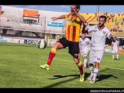 BENEVENTO  SALERNITANA - 0 -0  - STADIO VIGORITO  - BENEVENTO 19/10/2014