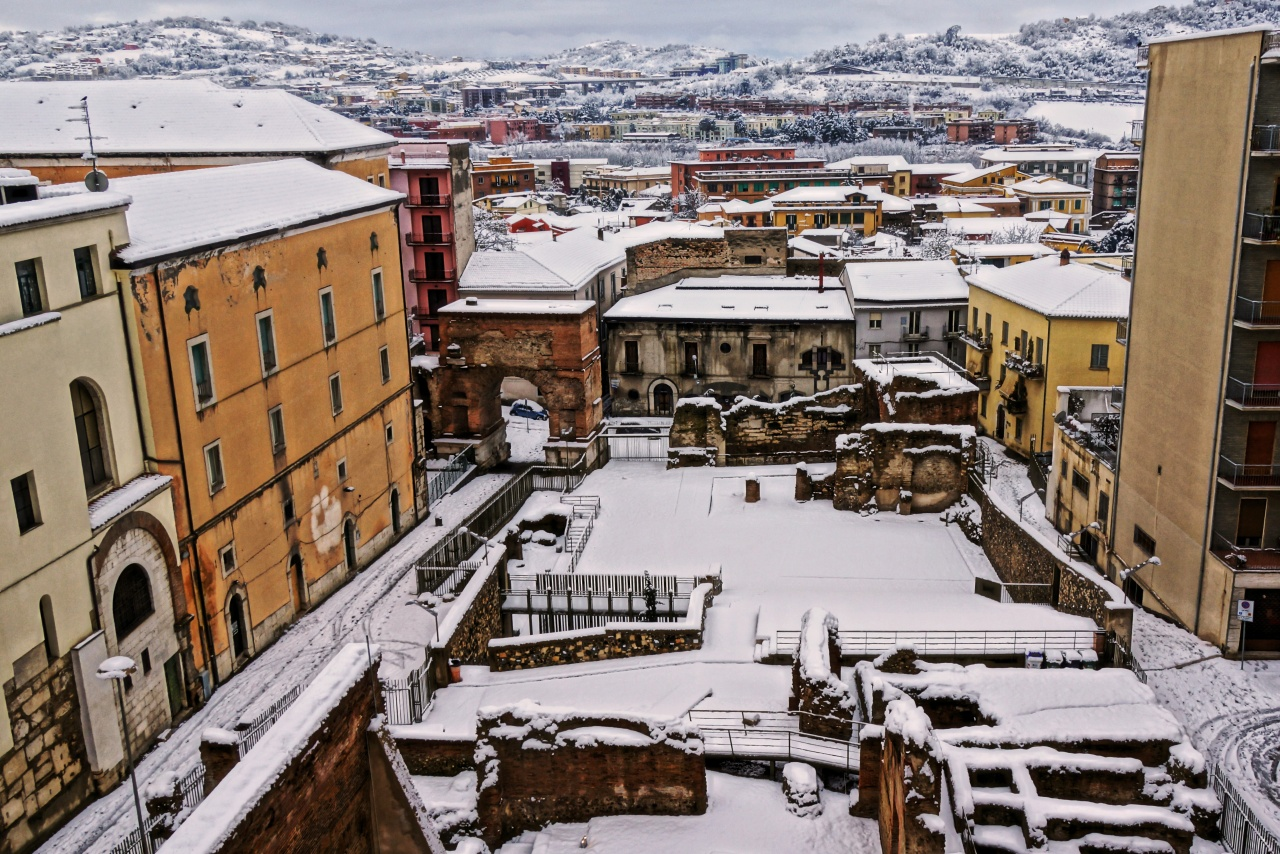 NEVE IN CITTA' 4-FEB.2012 ( RECORD)